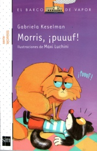Morris, ¡Puuuuf!